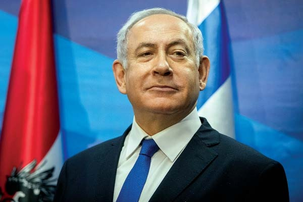 Magicians of Power Benjamin Netanyahu
