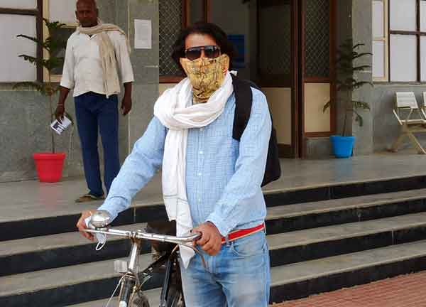 Painter sanjay ramfal