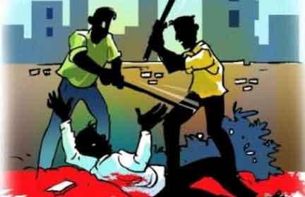 Murder in Palamu