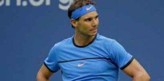 Rafael Nadal said: he is pessimistic - sach kahoon