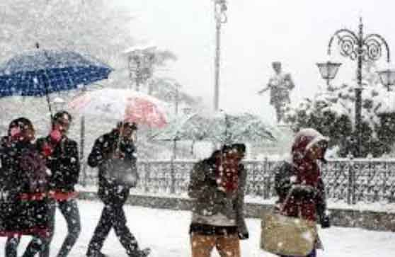 Snow-and-rain