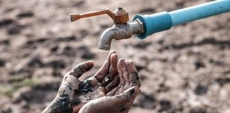 Understand the sound of water crisis