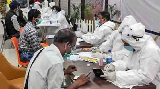 Coronavirus cases spike in India - Sach Kahoon