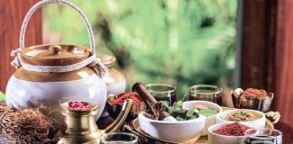 Able to relieve Ayurveda corona disease