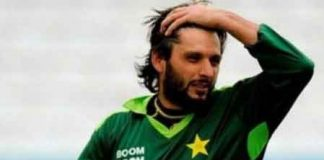 Afridi's words his political ambition