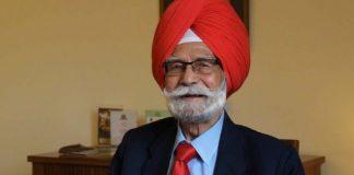Hockey Legend Balbir Singh