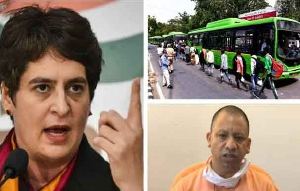 Labourer are facing the politics of buses