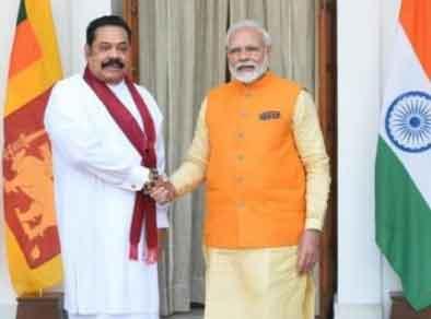 PM Modi Talk Gotabaya Rajapaksa
