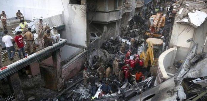 Pakistan Plane Crash