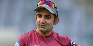 Player Gautam Gambhir