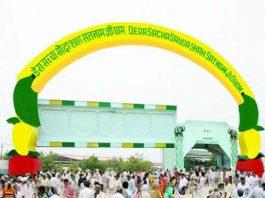 Saints come for welfare Pujya Guru ji