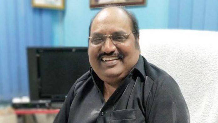 MLA J Ambazhagan