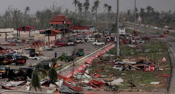 Odisha Seeks Help