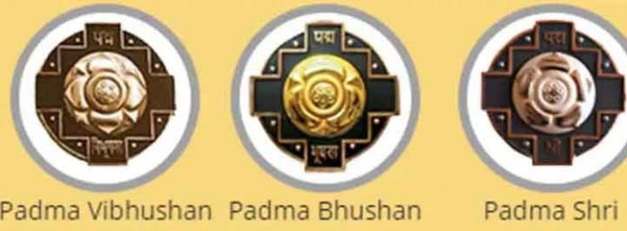 Nomination for Padma Awards