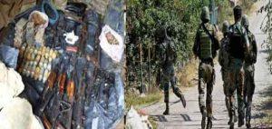 Terrorist in Kupwara