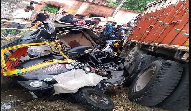 Accident in Gaya