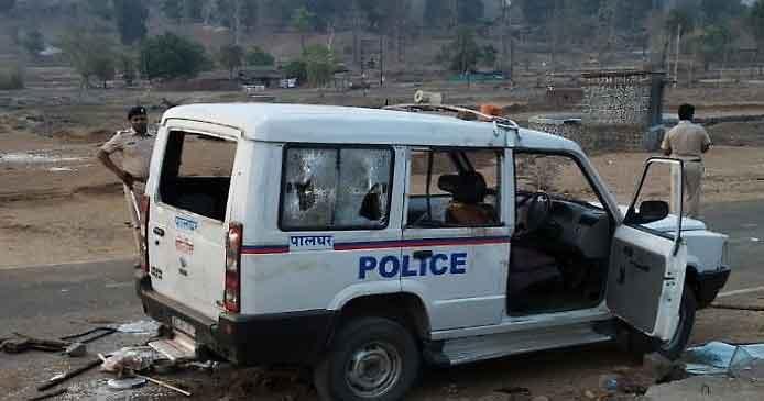 Palghar Violence