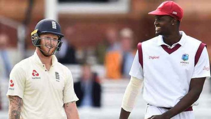 England and West Indies Match