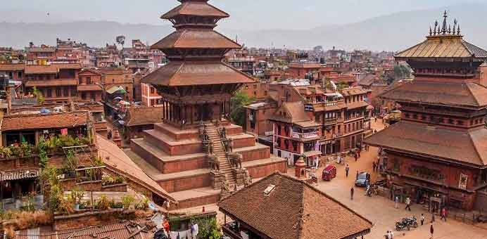 Foreigners Left Nepal