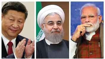 Iran moving away from India