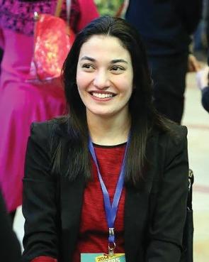 Iron Lady Muniba Mazari