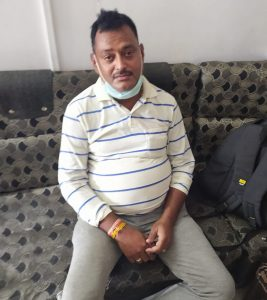 Most wanted Vikas Dubey of Kanpur shootout arrested