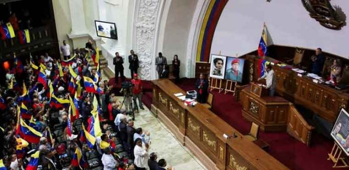 Parliamentary Elections in Venezuela