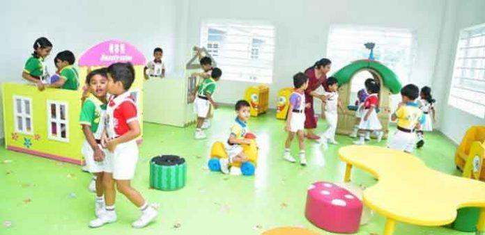 Smart Playway School