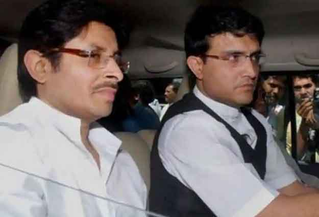 Sourav Ganguly in Quarantine