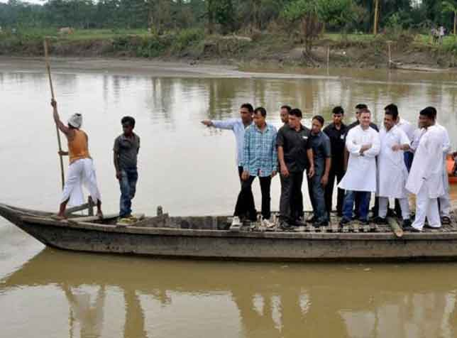 Flood Victims of Assam