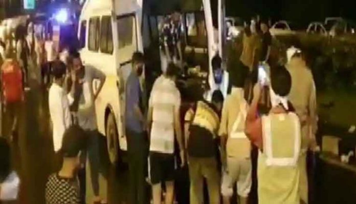 Accident in Gujarat