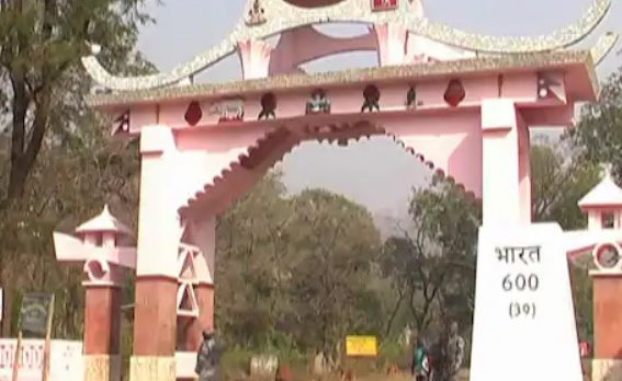 Alert on Nepal Border