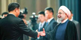 China-Iran Agreement