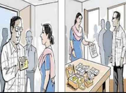 Fake Income Tax Officer