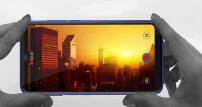 Gionee New Smartphone