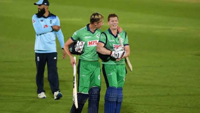 Ireland Win Match