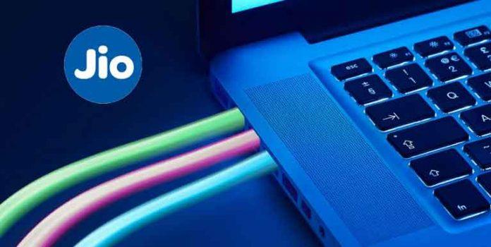 Jio Fiber Network