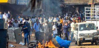 Violence in Karnataka