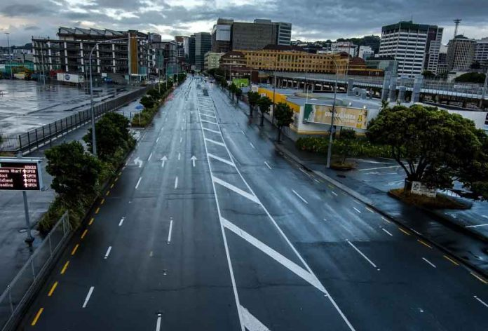 Lockdown again in New Zealand