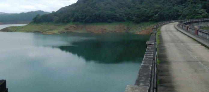 Pampa Dam