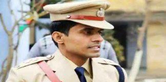 SP Vinay Tiwari