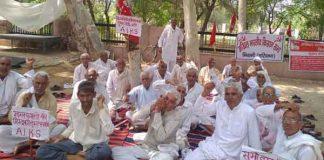 Agricultural bills Protest