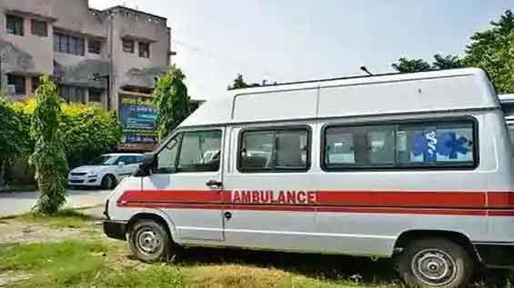 Ambulance robbery