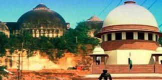 Babri demolition case today