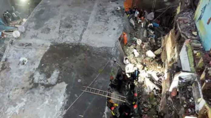 Building Collapse in Bhiwandi