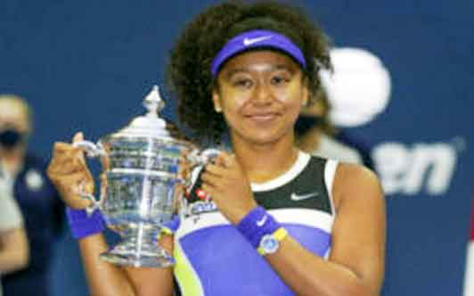 Osaka became US Open Queen for the second time