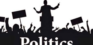 Politics on Issue