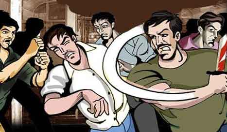 person attacked with needle - rohtak - Sach Kahoon News