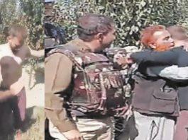 Army in Jammu Kashmir