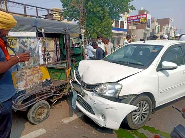 Car-Tempo-Collision